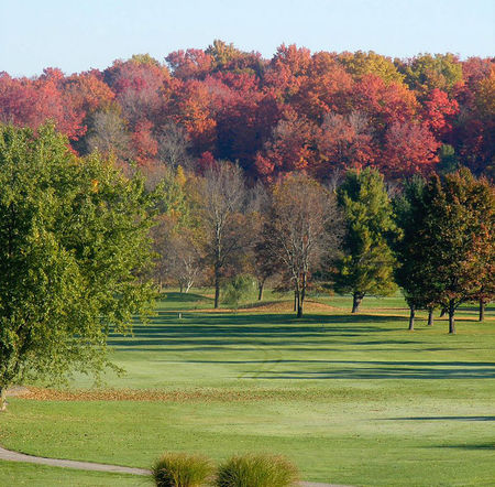 Overview of golf course named Falcon Head Golf Course