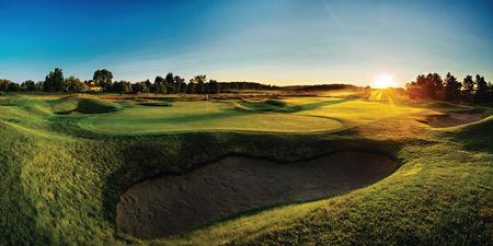 Grand view golf course cover picture