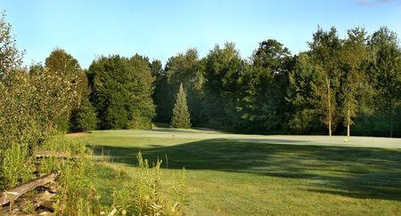 Green briar golf course cover picture