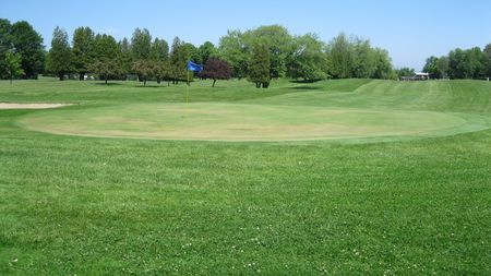 Manistee golf and country club cover picture