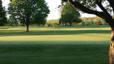 Huron hills golf course cover picture