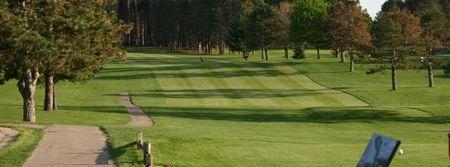 Overview of golf course named Saskatoon Golf Club