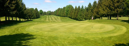 Overview of golf course named Tyler Creek Golf Club
