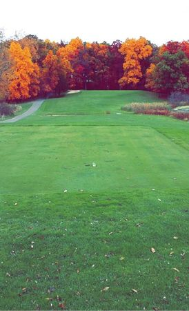 Tyrone hills golf course cover picture