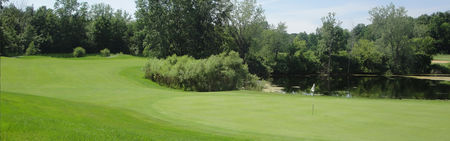 Overview of golf course named Whittaker Woods Golf Course
