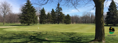 Bello woods golf course cover picture