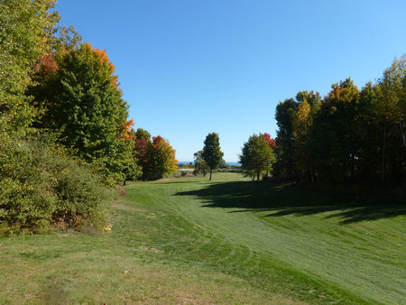 Loggers trace at springport hills golf course cover picture
