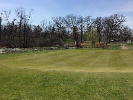 Hickory hill golf club cover picture