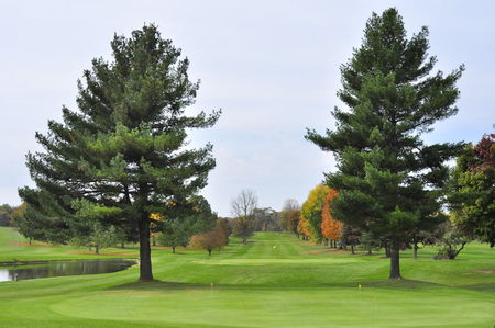 Overview of golf course named Bonnie View Golf Course