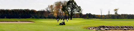 Green at hickory hills golf course cover picture