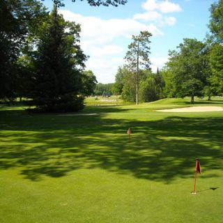 Birch point golf club cover picture
