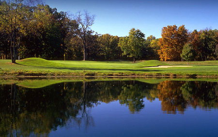 Overview of golf course named Fenton Farms Golf Club