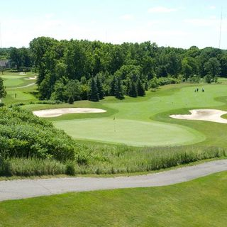 Beech woods golf course cover picture