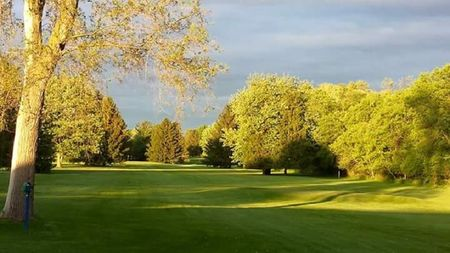 Brookside golf course cover picture