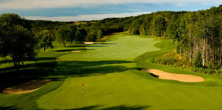 Overview of golf course named Classic Golf Course at Otsego Club