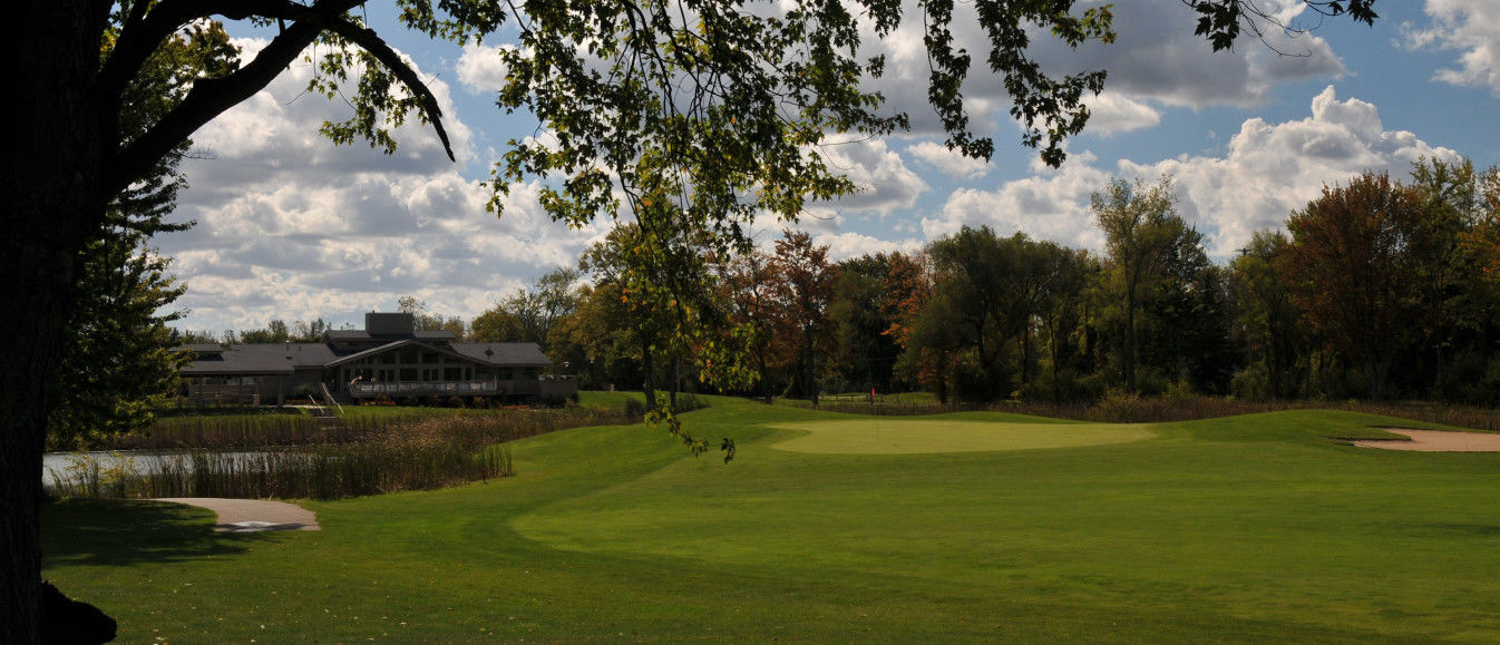 Currie municipal golf course cover picture