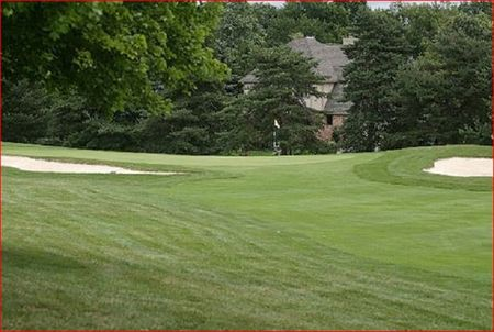 Brookwood golf club cover picture