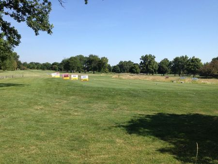 Overview of golf course named Chandler Park Golf Course