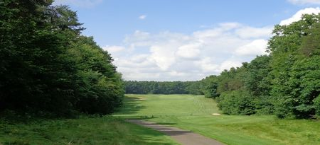 Overview of golf course named Heritage Glen Golf Club