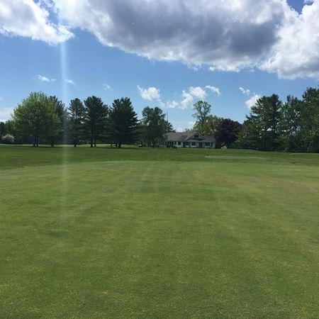 Overview of golf course named Northport Point Golf Club