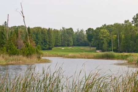 Drummond Island Golf Course Cover Picture