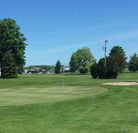 Diamond Lake Golf Course Cover Picture