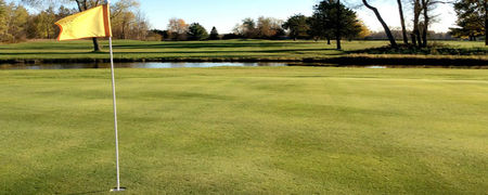 Castle creek golf club cover picture