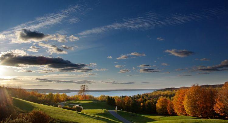 A ga ming golf resort antrim dells course cover picture