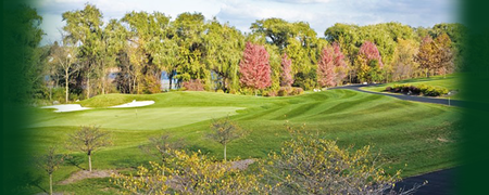 Pierce lake golf course cover picture