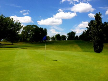 Corunna hills golf course cover picture