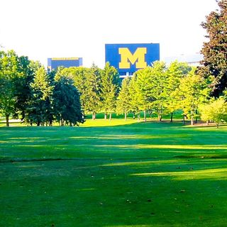 Ann arbor golf and outing club cover picture