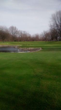 Port Huron Elk's Golf Club Cover Picture