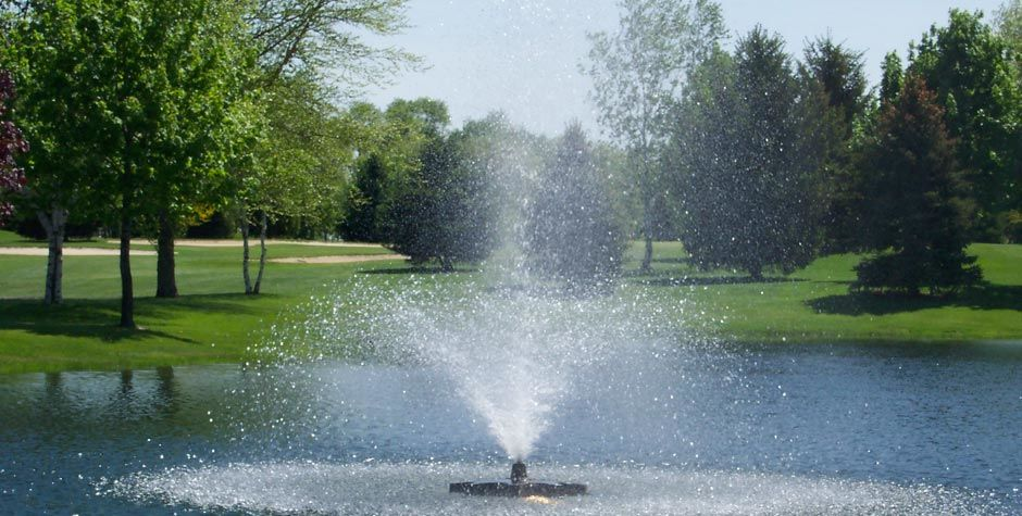 Boulder lakes golf course cover picture