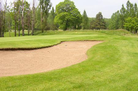 Greenbush golf course cover picture