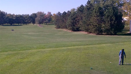 Southmoor golf course cover picture