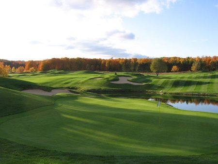 Black bear golf resort cover picture