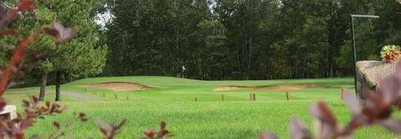 Oak Crest Golf Course Cover Picture
