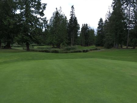 Red at Brigadoon Golf Course Cover Picture