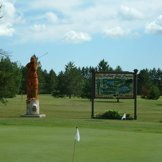 Babbitt golf course cover picture