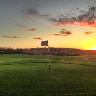 Baker national golf course cover picture