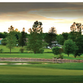 Adrian golf course cover picture
