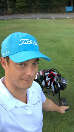 Avatar of golfer named Guillaume Beauverd