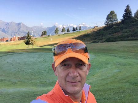 Avatar of golfer named Florent Thouvenin