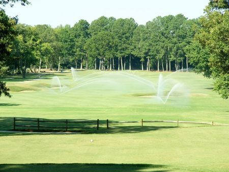 Ole miss golf course cover picture