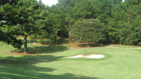Pine Creek Golf Club Cover Picture