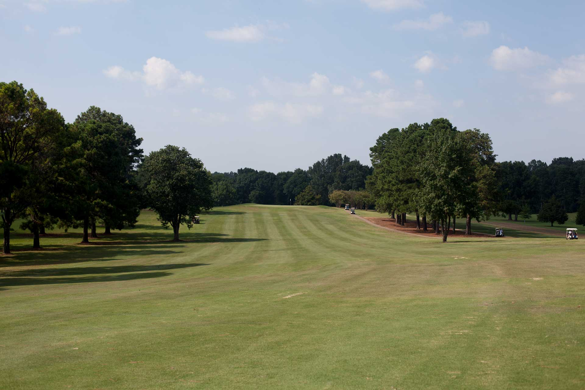 Overview of golf course named Starkville Country Club