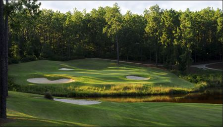 Timberton Golf Club Cover Picture