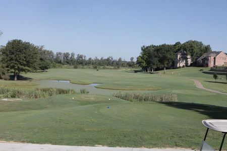 Big oaks golf course cover picture