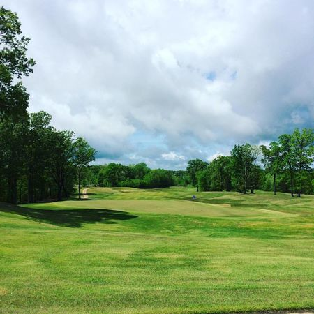 Cherokee valley golf club cover picture