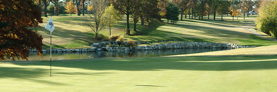 Algonquin golf club cover picture